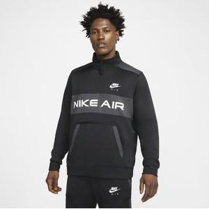 Czarna kurtka Nike w sportowym stylu krótka