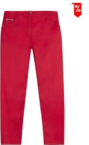 Spodnie Betty Barclay z bawełny