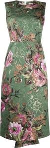Sukienka Comme Des Garçons z bawełny