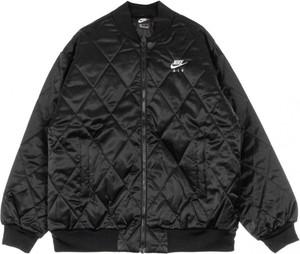 Czarna kurtka Nike w stylu casual