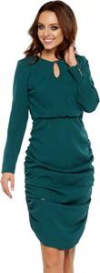 Zielona sukienka Lemoniade