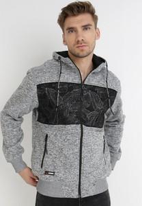 Bluza born2be w młodzieżowym stylu z polaru