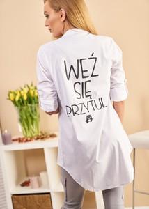 Koszula Ligari w młodzieżowym stylu z bawełny