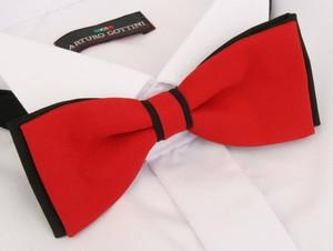 e9b1cce3a53e19 czerwona muszka - stylowo i modnie z Allani