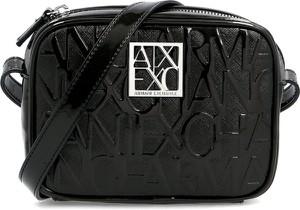 Czarna torebka Armani Exchange na ramię