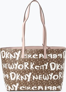 3a2d886677510 Torebka DKNY na ramię w młodzieżowym stylu