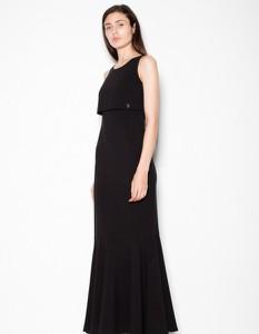Czarna sukienka Venaton