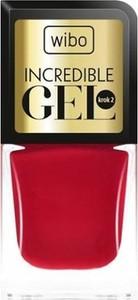 Wibo, Incredible Gel żelowy, lakier do paznokci, nr 3, 8,5 ml