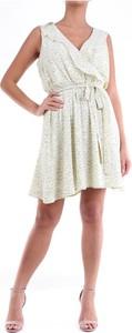 Sukienka MOLLY BRACKEN mini z dekoltem w kształcie litery v
