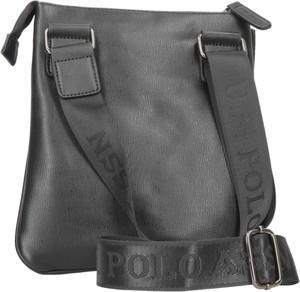 Czarna torba U.S. Polo