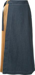 Spódnica Guild Prime midi z bawełny