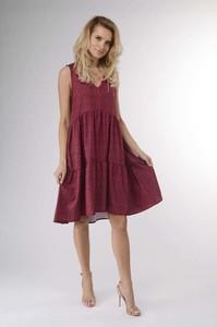Sukienka Nommo oversize midi
