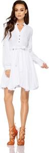 Sukienka Lemoniade z długim rękawem w stylu casual mini