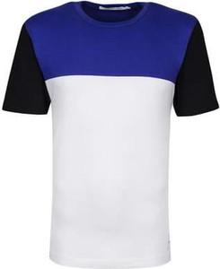 T-shirt Calvin Klein z krótkim rękawem z dżerseju w stylu casual