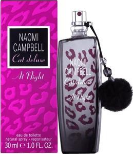 Naomi Campbell, Cat Deluxe At Night, woda toaletowa, spray, 30 ml