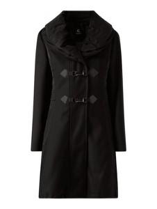 Czarny płaszcz Gil Bret w stylu casual