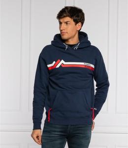 Bluza Tommy Jeans w młodzieżowym stylu z bawełny