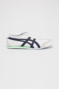 Buty sportowe ASICS ze skóry sznurowane