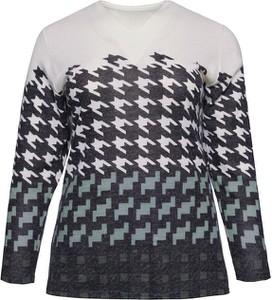486723fd7917 sweter w pepitkę zara. Sweter modneduzerozmiary.pl w stylu casual