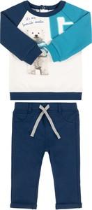 Niebieski dres dziecięcy Primigi dla chłopców
