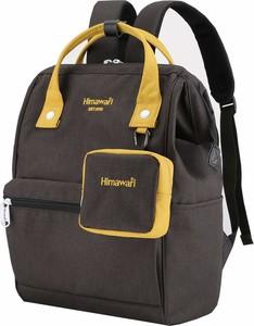 Brązowy plecak męski Himawari