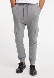 Spodnie sportowe Dreimaster z dresówki