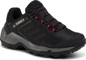 Buty trekkingowe Adidas sznurowane