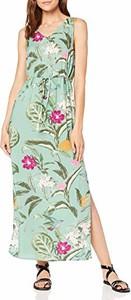Sukienka amazon.de maxi bez rękawów prosta