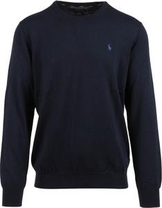 Sweter POLO RALPH LAUREN z okrągłym dekoltem w stylu casual