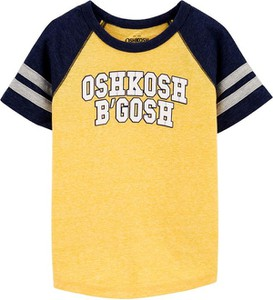 Koszulka dziecięca OshKosh z bawełny