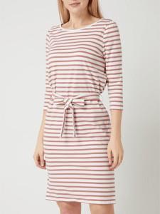 Sukienka Numph z długim rękawem w stylu casual