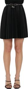Czarna spódnica Elisabetta Franchi mini