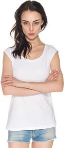 T-shirt Pepe Jeans z okrągłym dekoltem w stylu casual z krótkim rękawem