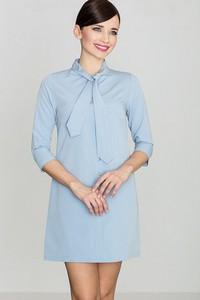 Sukienka LENITIF z tkaniny