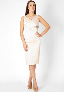 Sukienka sukienki.pl midi z bawełny