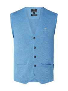 Niebieska kamizelka Fynch Hatton