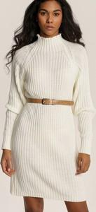 Sukienka Renee mini w stylu casual z golfem