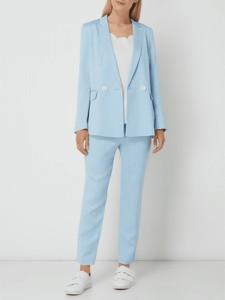 Niebieska bluzka Esprit z okrągłym dekoltem