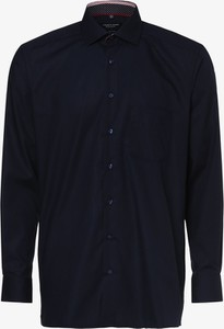 Koszula Andrew James z długim rękawem z klasycznym kołnierzykiem z bawełny