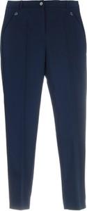 Niebieskie spodnie Mioamo z bawełny w stylu casual