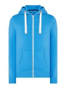 Niebieska bluza McNeal z bawełny
