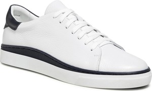 Sneakersy RYŁKO - IDWT01 BI198 Biały/Granatowy 9YC