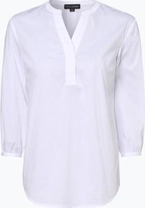 Bluzka Franco Callegari z dekoltem w kształcie litery v