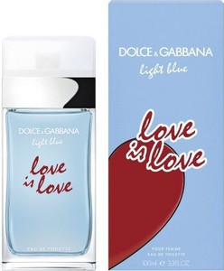 Dolce & Gabbana Dolce&Gabbana Light Blue Love Is Love Woda Toaletowa 100Ml