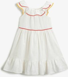 Sukienka dziewczęca Koton