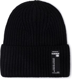 Czarna czapka Napapijri