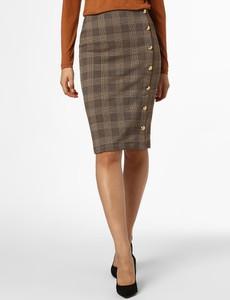 Brązowa spódnica Ralph Lauren