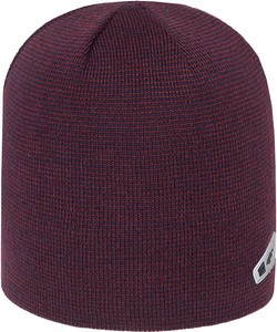 Czerwona czapka 4F