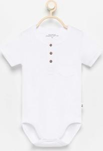 Body niemowlęce Reserved z bawełny