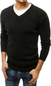 Sweter Dstreet w stylu casual z wełny